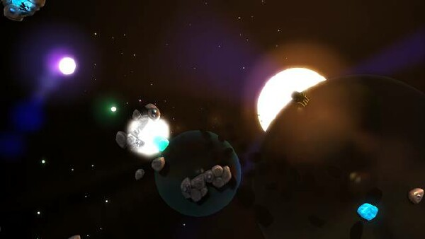 dead space how to get past big astroid