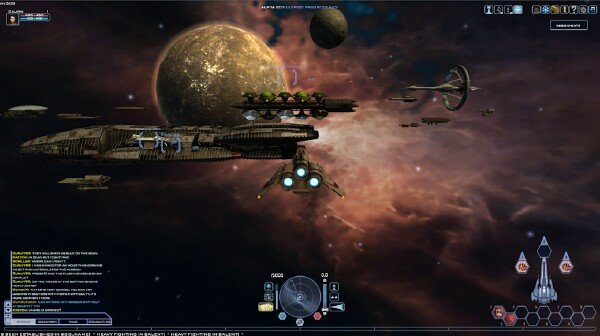 Does Battlestar Galactica Online have a plan? - Quarter to Three