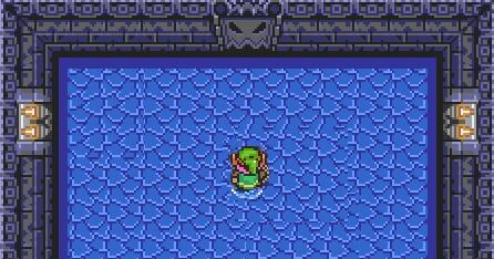 Legend Of Zelda Link To The Past Lock And Key Quarter