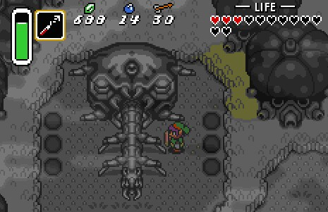 how to get to skull woods link to the past