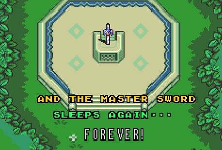 legend of zelda link to the past farewell quarter to three