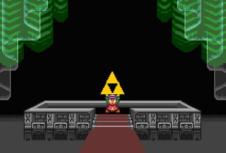 Legend of Zelda: Link to the Past: farewell - Quarter to Three