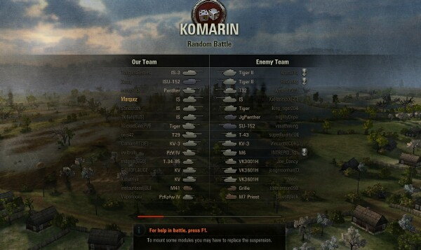How To Get Good Matchmaking Wot