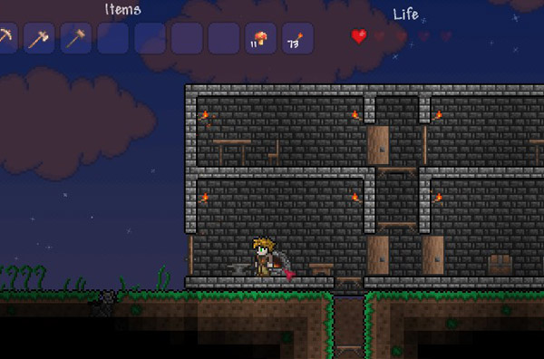 Terraria Sir Digsalot And The Search For Gold And Stuff