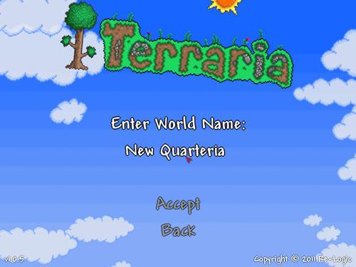 Terraria Melee Build