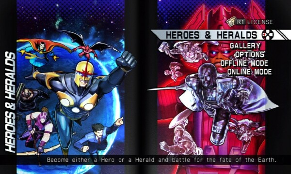 Costume Marvel vs Capcom 3 in Marvel vs Capcom 3
