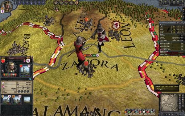 Crusader Kings II cruel to be gavelkind - Quarter to Three