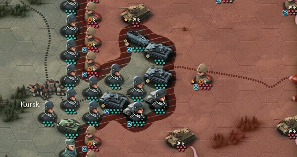 Gameplay Unity of Command Unity of Command Supply Goes