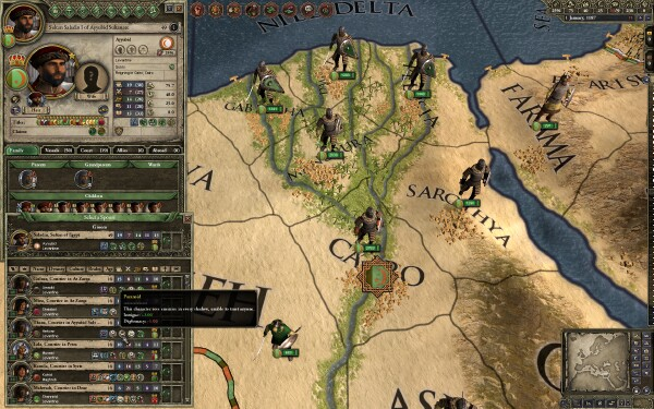 Marriage is no picnic for Muslims in Crusader Kings II add-on
