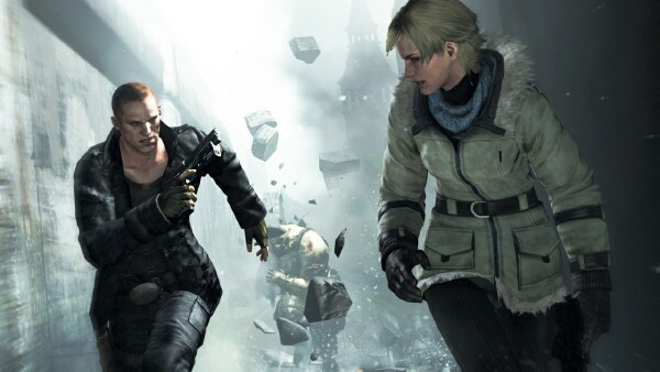 The old-school and oblivious Resident Evil 6 is out of