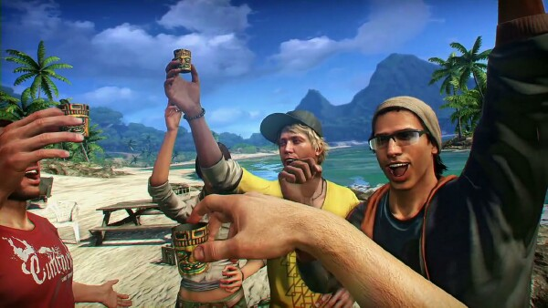 Far Cry 3 May Be Good But It S A Far Cry From Far Cry 2 Quarter