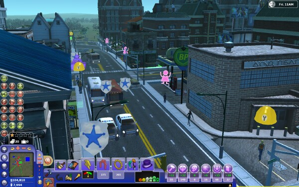 SimCity Societies: think of the children - Quarter to Three.