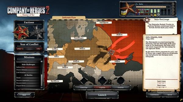 theater of war mode