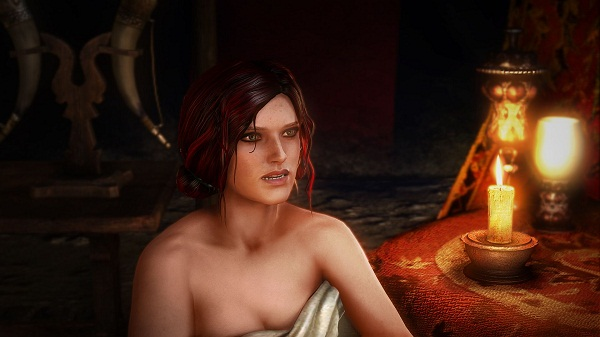 Commit The witcher nude skins