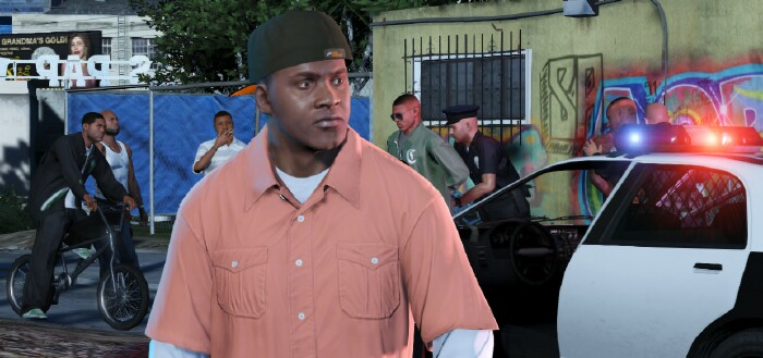 The fractured brilliance of grand theft auto v and its four main but thats because the primary accomplishment in grand theft auto v isnt gameplay its character grand theft auto v believes so strongly in its voltagebd Images