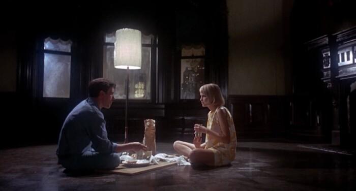 Thirty years of horror: Rosemary's Baby (1968) - Quarter to Three