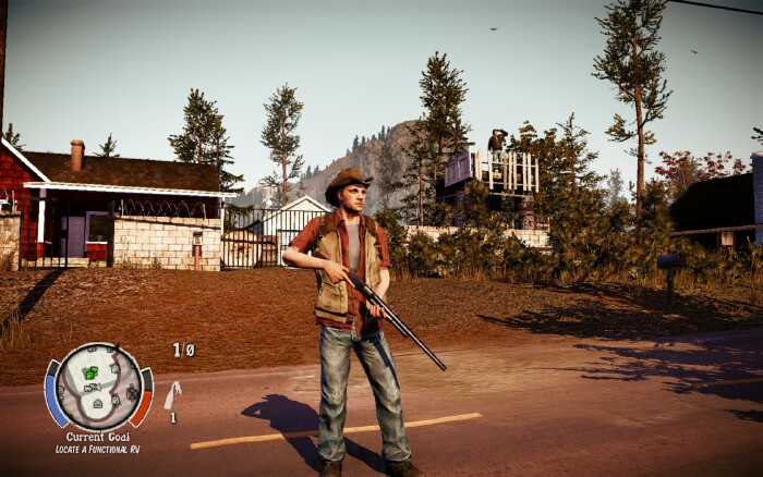 Breakdown does for State of Decay what Daryl does for The
