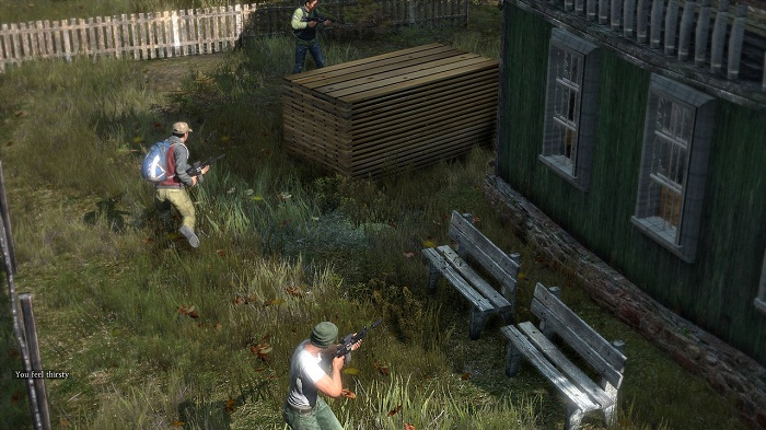 Zombie Dayz - Free online games at
