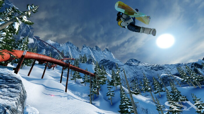 The Best Videogames About Winter Quarter To Three - The 10 best winter sports and where to find them