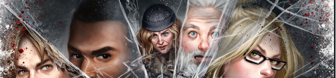 Tom Chick chills with the creators of Dead of Winter