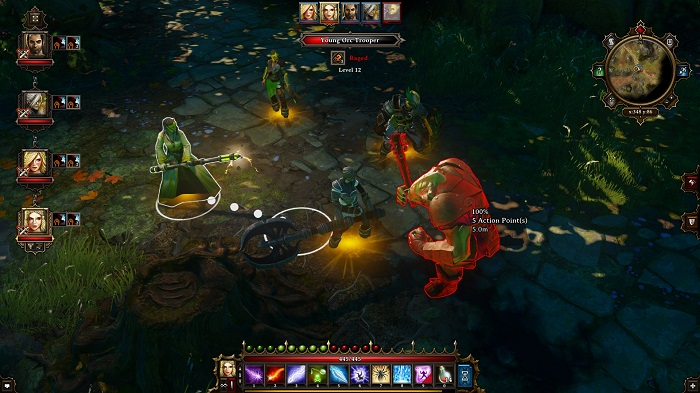 The recipe for Divinity: Original Sin is humor, combat, and audacity