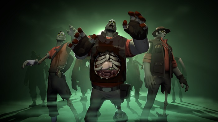 Team Fortress 2 celebrates Halloween by doing everything and ...