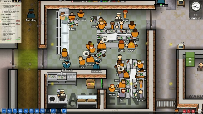 Based on the ideals of a penitentiary what should penitentiary be like