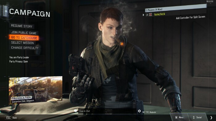 0fa6a733e85 Call of Duty  Black Ops III is like that guy who insists on telling ...