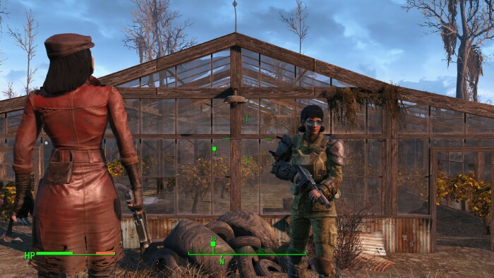 You will save the world and what a world in fallout 4 whether fallout4greenhouse solutioingenieria Image collections