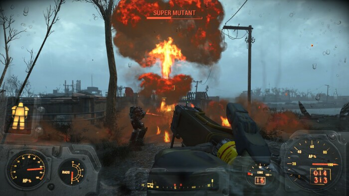 You will save the world and what a world in fallout 4 whether fallout 4 is a fallout about restoring civilization it is not just a fallout about a wayward family member a water purifier a geck a dam solutioingenieria Gallery