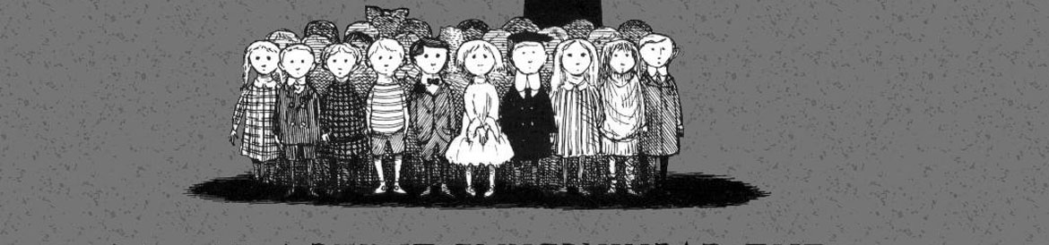 The absolute unpossibility of an Edward Gorey game