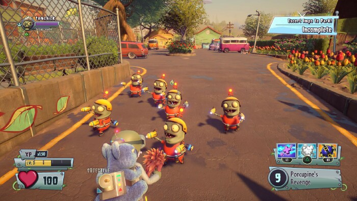 Hey psst the first ten hours of plants vs zombies - Plants vs zombies garden warfare 2 review ...