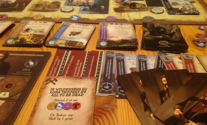 Legends of the American Frontier review
