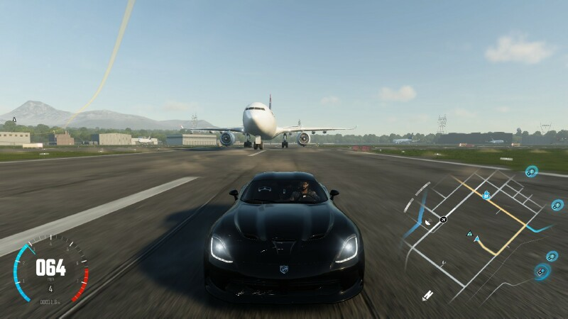 The Crew for free is finally a good reason to install UPlay
