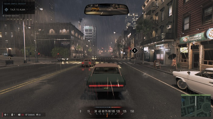 Mafia Iii S Raisin In The Sun Sags Like A Heavy Load Quarter To Three