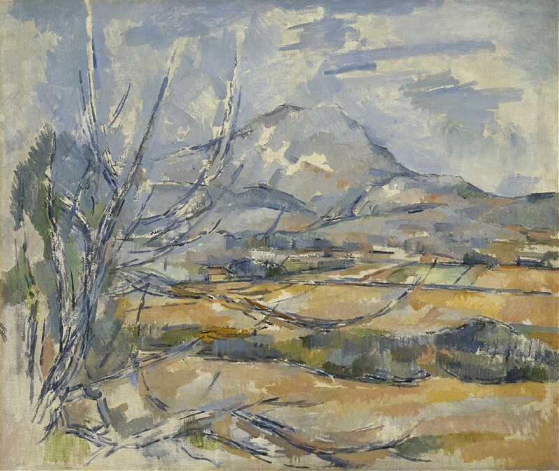 montagne-sainte-victoire-1890-scottish-national-gallery