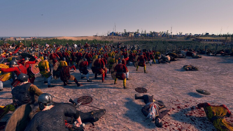 Is the Last Roman DLC for Total War: Attila too limited, too small