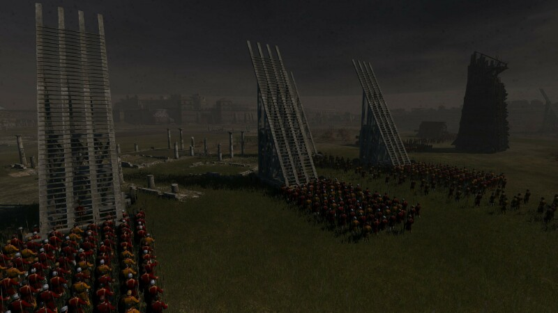 Is the Last Roman DLC for Total War: Attila too limited, too