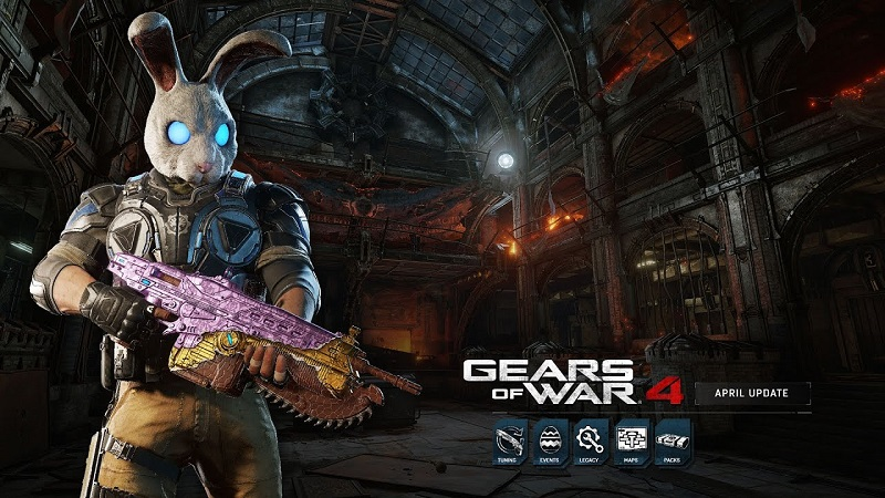 Gears of War 4 may finally end the mouse and keyboard versus