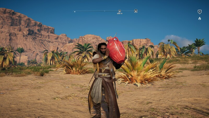 Assassin's Creed: Origins goes from PC to PS4 in 37 ...