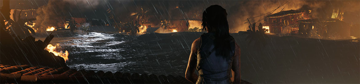 Decline of the Tomb Raider