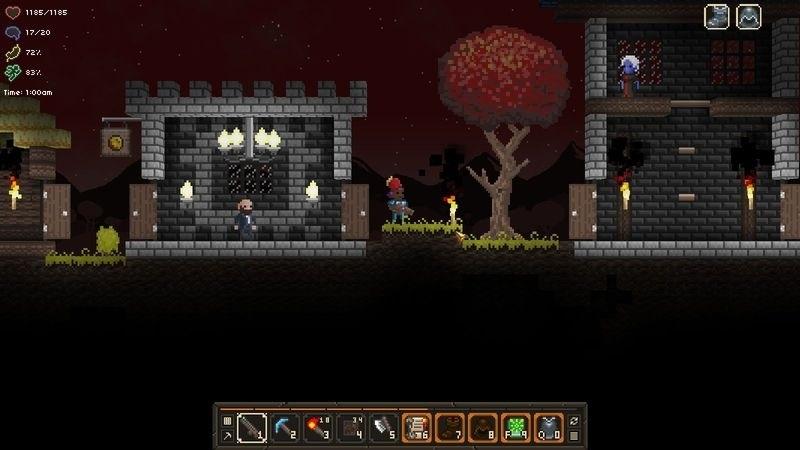 It Lurks Below combines Diablo's grind with Terraria's