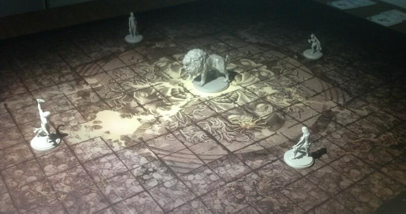 Image result for kingdom death monster gameplay