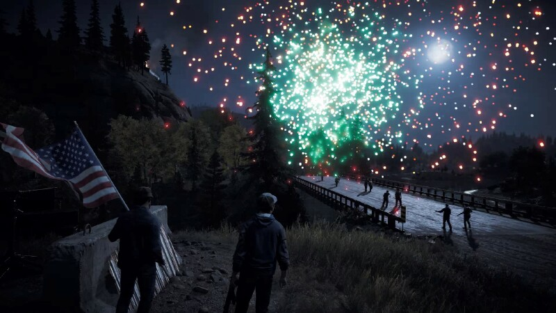 Far Cry 5 Is More Effective And Relevant Than It Knows Quarter To Three