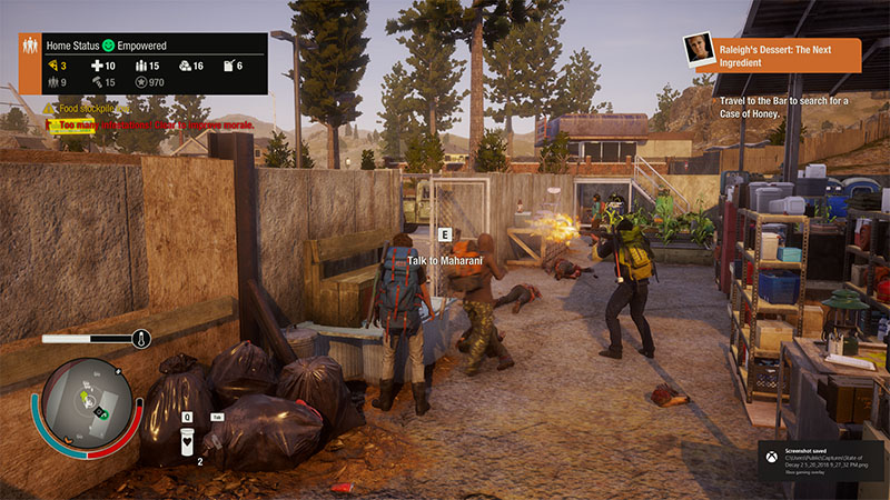 A New Dawn Rises In State Of Decay 2 Quarter To Three