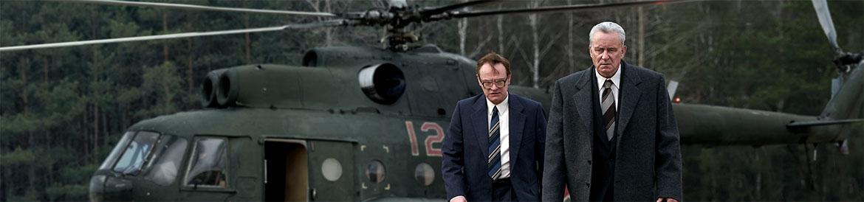 We skipped Dark Phoenix to talk about HBO's Chernobyl