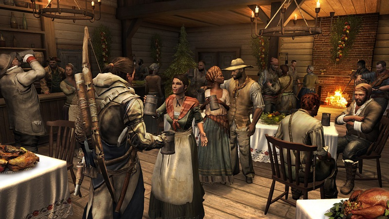 When You Revisit Assassin S Creed 3 Don T Forget To Go Home