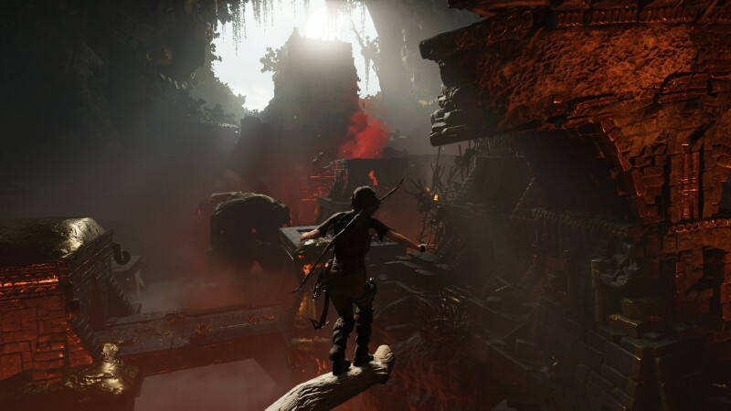 Shadow of the Tomb Raider brings Lara Croft full circle - Quarter to