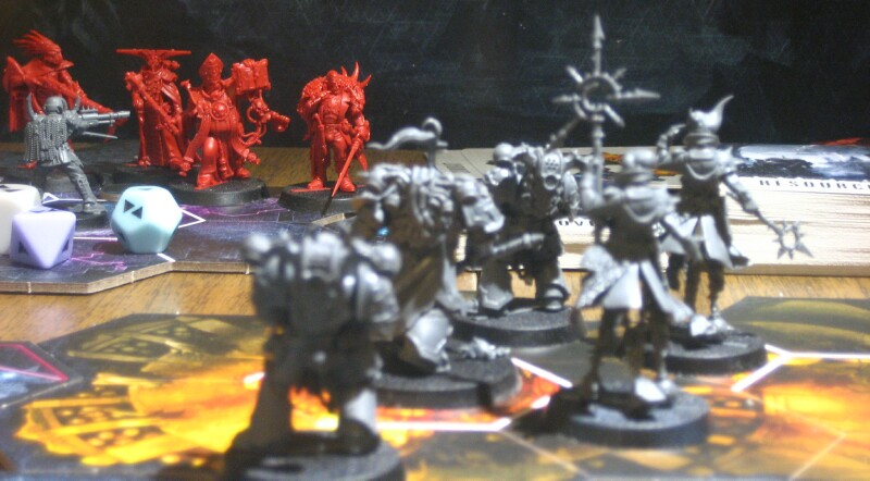 Blackstone Fortress has plenty of figures, but not much character