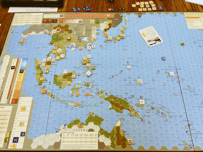 The truly eternal Empire of the Sun   is a wargame - Quarter to Three